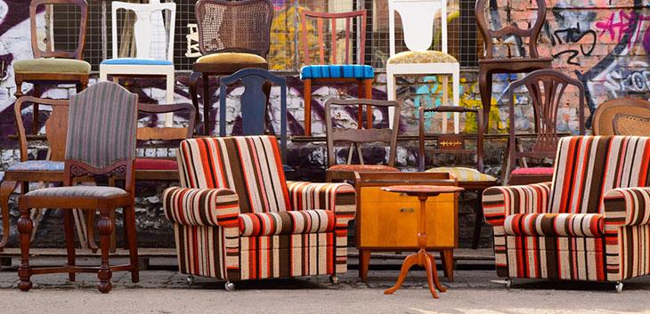 Kinh nghiệm chọn mua nội thất cũ tiết kiệm chi phí tối đa cho bạn