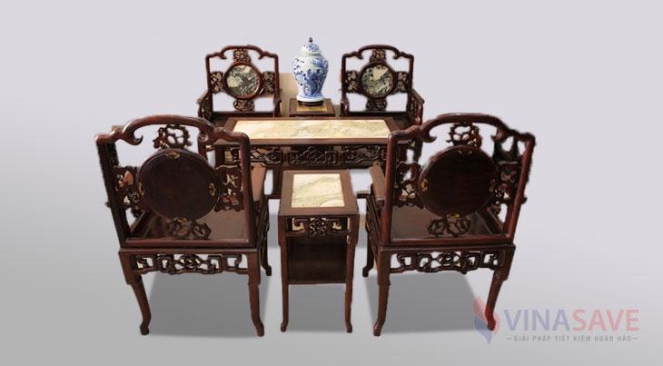 Thanh lý bàn ghế gỗ cổ xưa