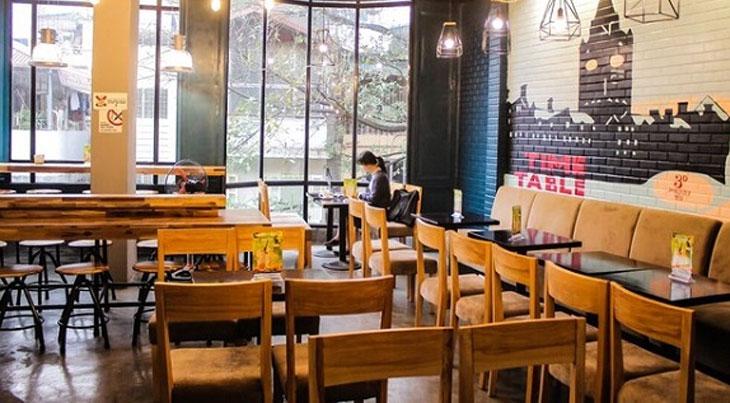 Thanh lý bàn ghế quán cafe
