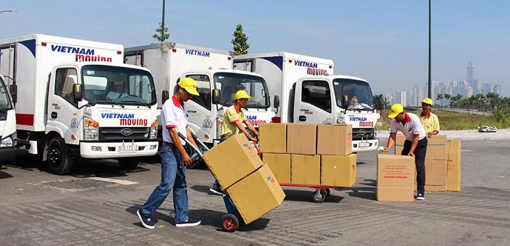 Dịch vụ chuyển nhà trọn gói tiết kiệm thời gian và công sức