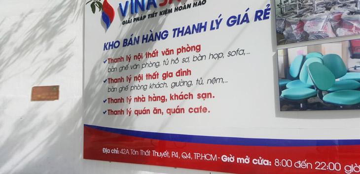 Địa chỉ thanh lý đồ nội thất phòng ngủ cũ TP Hồ Chí Minh