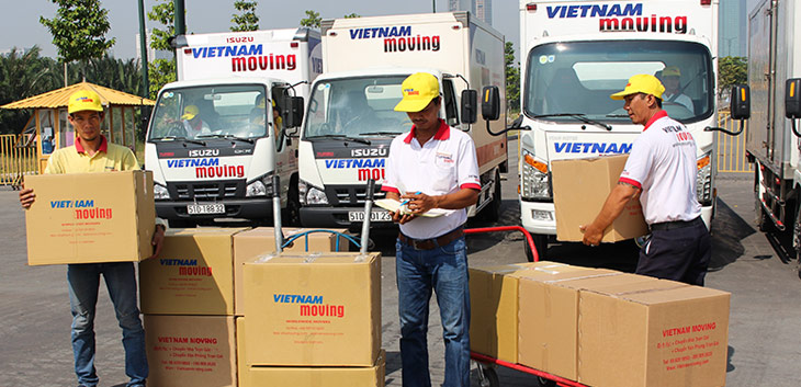 Dịch vụ chuyển nhà trọn gói, khảo sát và báo giá nhanh chóng