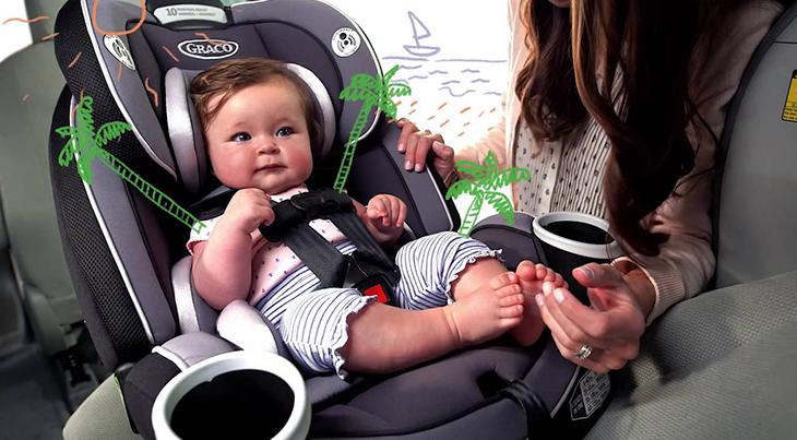 thanh lý ghế ngồi ô tô cho bé