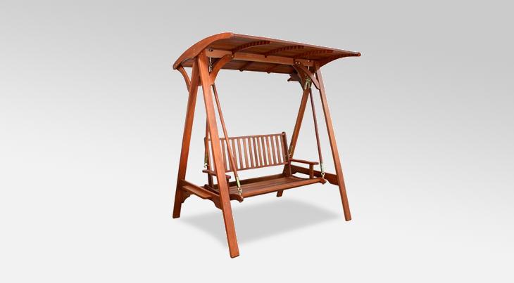 thanh lý ghế xích đu gỗ, inox cũ giá rẻ