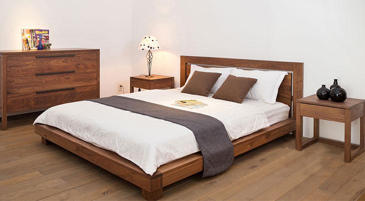 giường ngủ cũ
