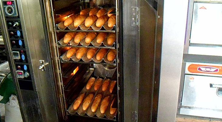 Thanh lý máy làm bánh mỳ cũ giá rẻ