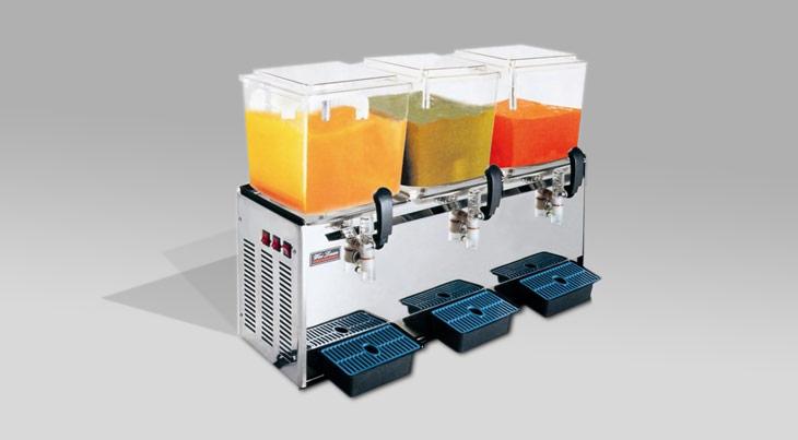 Thanh lý máy làm lạnh nước trái cây hoa quả