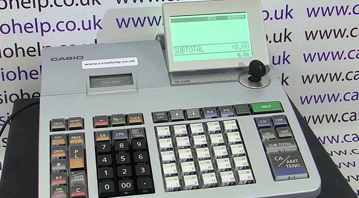 Thanh lý máy tính tiền cũ