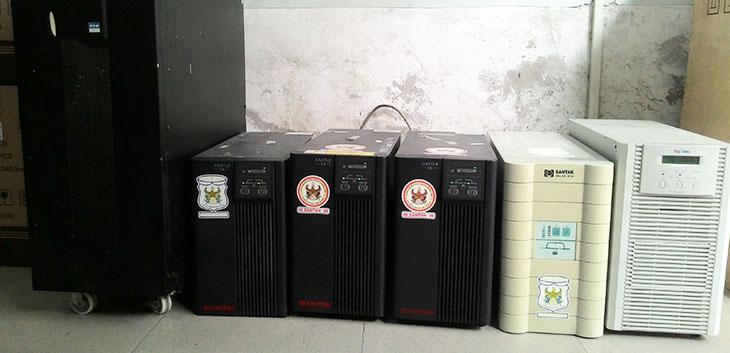 Mua bán bộ lưu điện UPS cũ