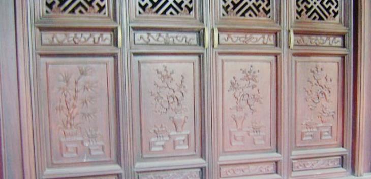 Mua bán cửa gỗ cổ xưa cũ