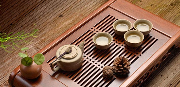 Mua bán thanh lý Khay trà gỗ xưa cũ