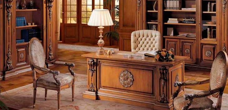 Những kiểu bàn làm việc đơn giản và sang trọng