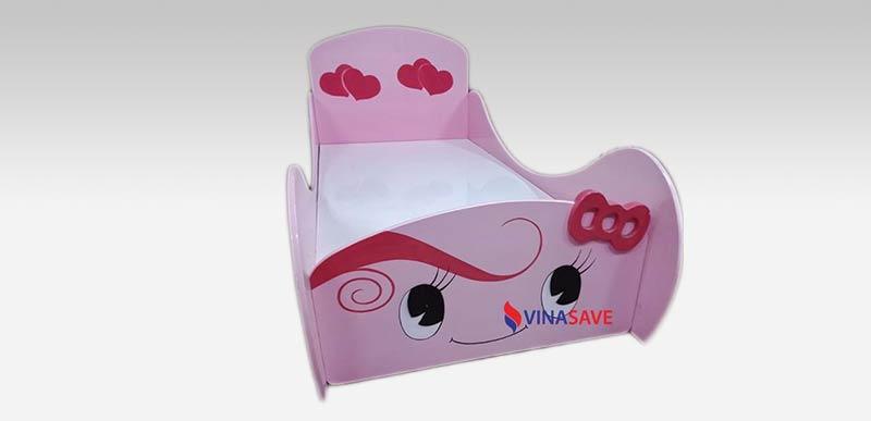 Những mẫu giường ngủ cực đẹp dành cho bé gái