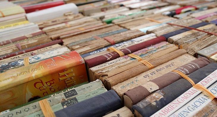 Mua bán thanh lý sách báo cũ giá rẻ