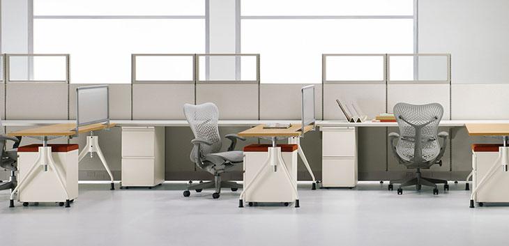 Thanh lý bàn ghế văn phòng cũ tại quận 2