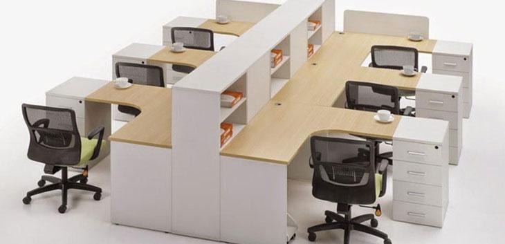 Thanh lý bàn ghế văn phòng cũ tại quận 8