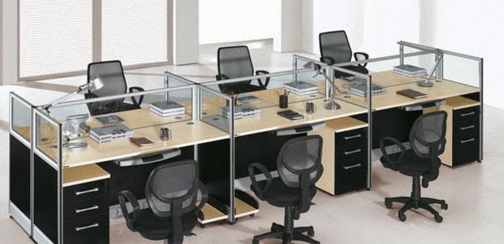 Thanh lý bàn ghế văn phòng cũ tại quận 9