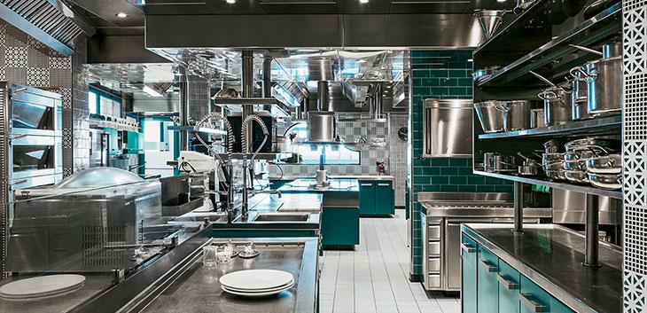 Thanh lý bếp nhà hàng cũ