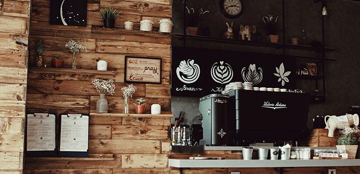Thanh lý đồ dùng quán cafe