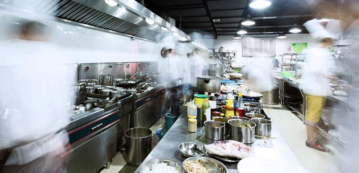 Thanh lý dụng cụ quán ăn tại thành phố Hồ Chí Minh