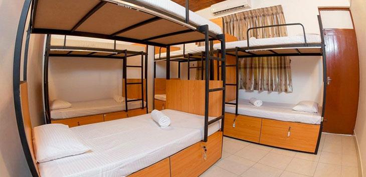 Thanh lý giường tầng khách sạn