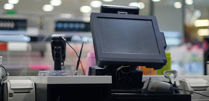 Thanh lý máy tính tiền quán cafe