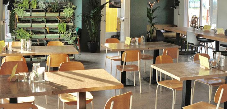 Thanh lý nội thất quán cà phê tại TPHCM
