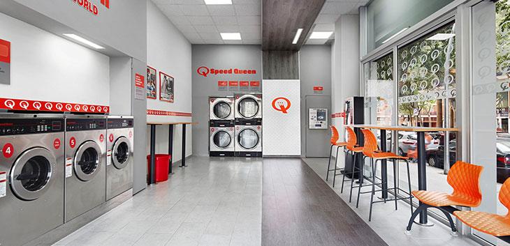 Thanh Lý Tiệm Giặt Là