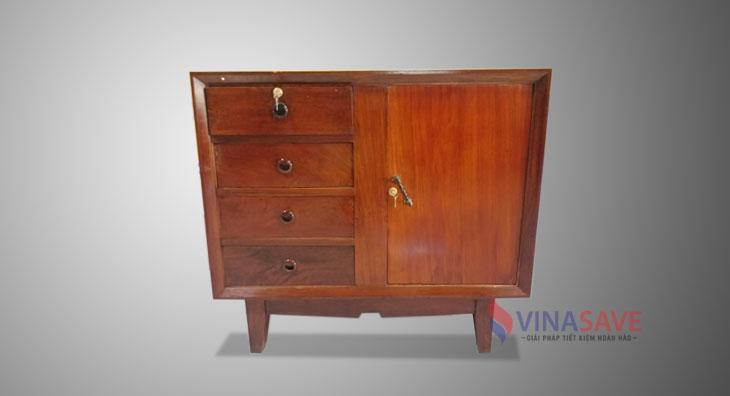 Mua bán thanh lý tủ gỗ xưa cũ giá rẻ
