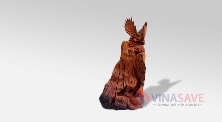 Mua bán tượng gỗ tế công