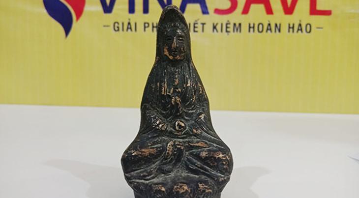 Mua bán tượng Phật Bà Quan Âm bằng gỗ