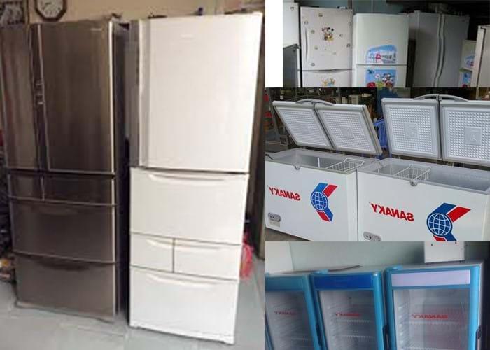 Dịch vụ mua bán thanh lý tủ lạnh 2