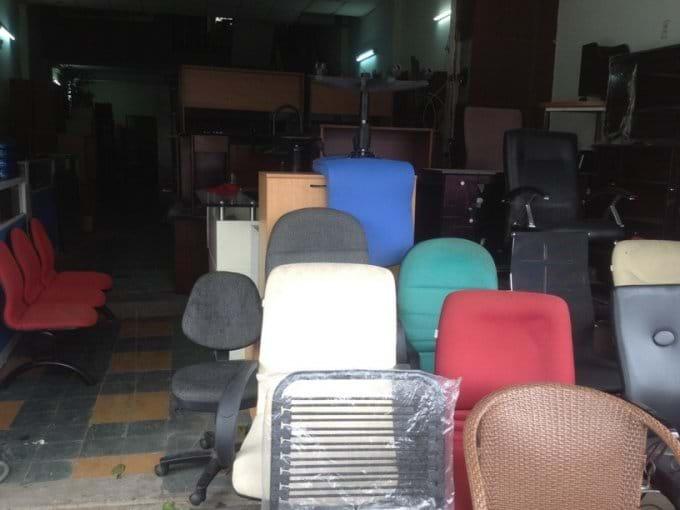 Thanh lý nội thất bàn ghế 1