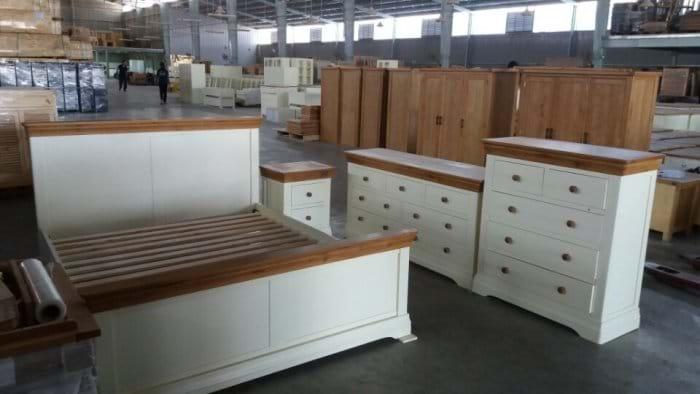Thanh lý nội thất gỗ sồi 1