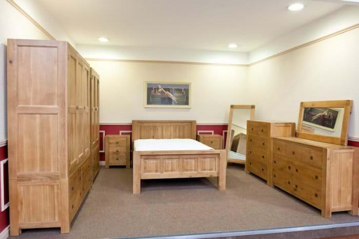 Thanh lý nội thất gỗ sồi 2