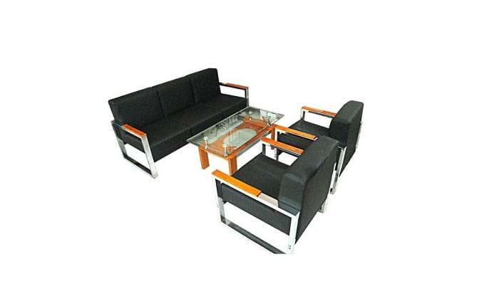 Mua bán thanh lý bàn tiếp khách cũ giá tốt tại VinaSave 2