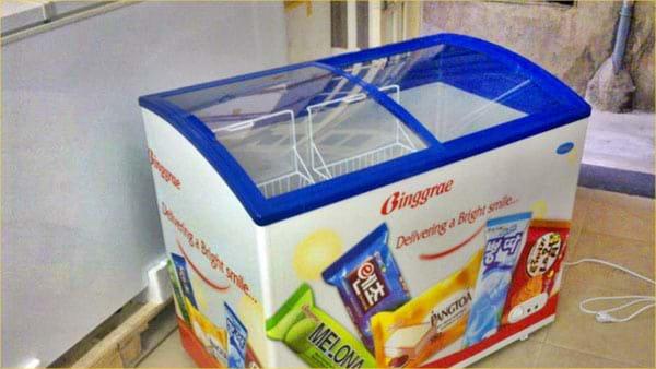 VinaSave mua bán thanh lý tủ kem cũ chất lượng tốt giá rẻ 2