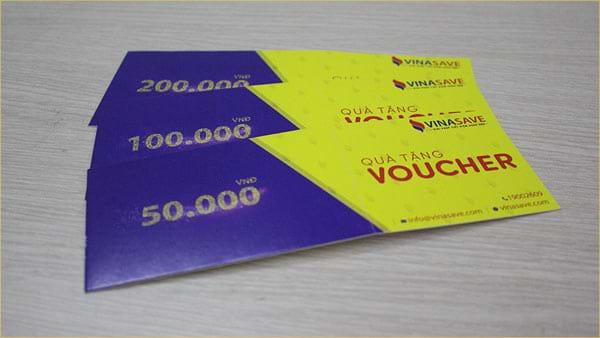 Chính sách Voucher - Quà tặng Voucher dành cho khách hàng