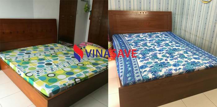Giường nệm thanh lý tại VinaSave