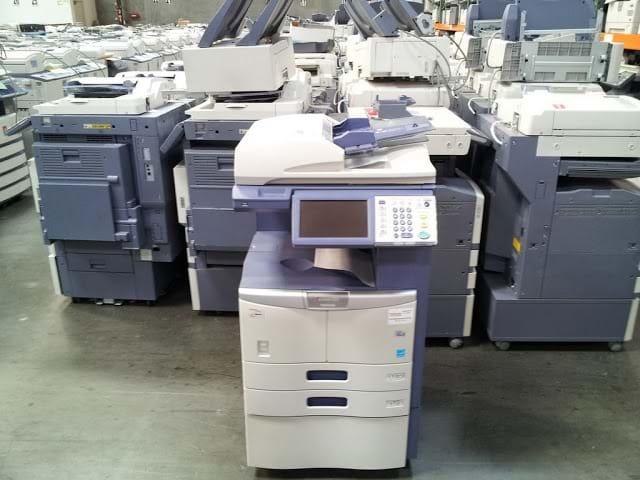 Các máy photocopy cũ thanh lý tại VinaSave