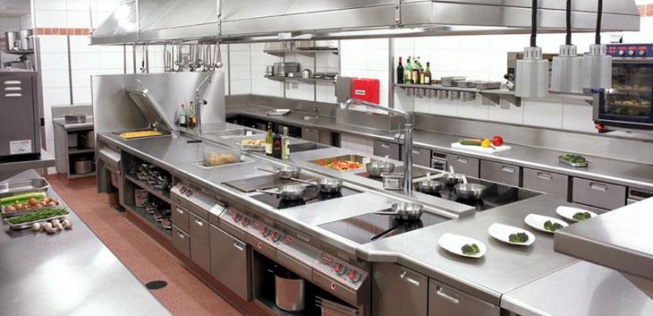 Thanh lý dàn bếp nhà hàng