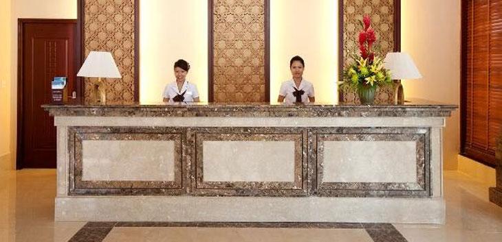 Tư Vấn Chọn Quầy Lễ Tân Cho Khách Sạn
