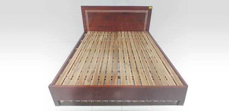 Các mẫu giường gỗ đẹp và đơn giản nhất