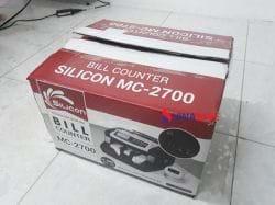Máy đếm tiền Silicon MC-2700 cũ