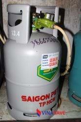 Bình gas Saigon Petro cũ