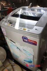 Máy giặt Sanyo ASW - D90VT cũ