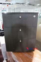 Tủ di động 3 ngăn cũ