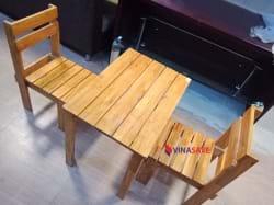 Bộ bàn cafe cũ SP000590