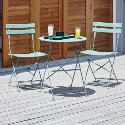Bộ bàn ghế ngoài trời cũ giá rẻ