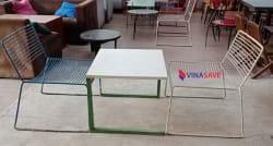 Bộ bàn ghế cũ SP000183